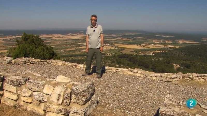 El catedrático de Prehistoria de la Universidad de Alicante, Alberto J. Lorrio Alvarado