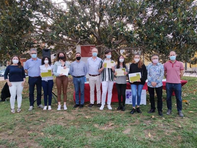 Guardons Premis Literaris Ciutat de Carcaixent./EPDA