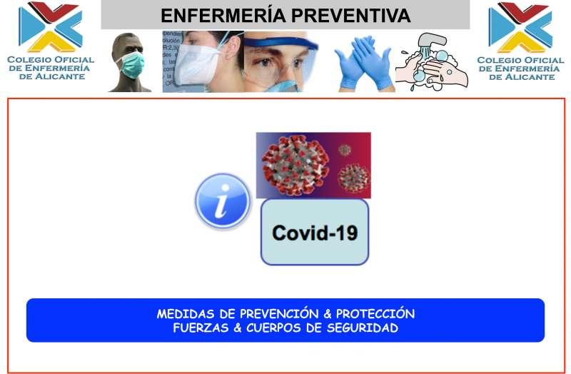 Seminario anti COVID-19. / EPDA