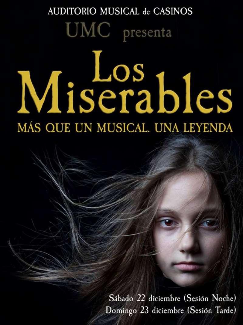 Cartel Los Miserables
