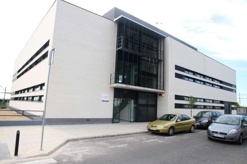 Centro de especialidades de la calle Valencia de Paterna. EPDA