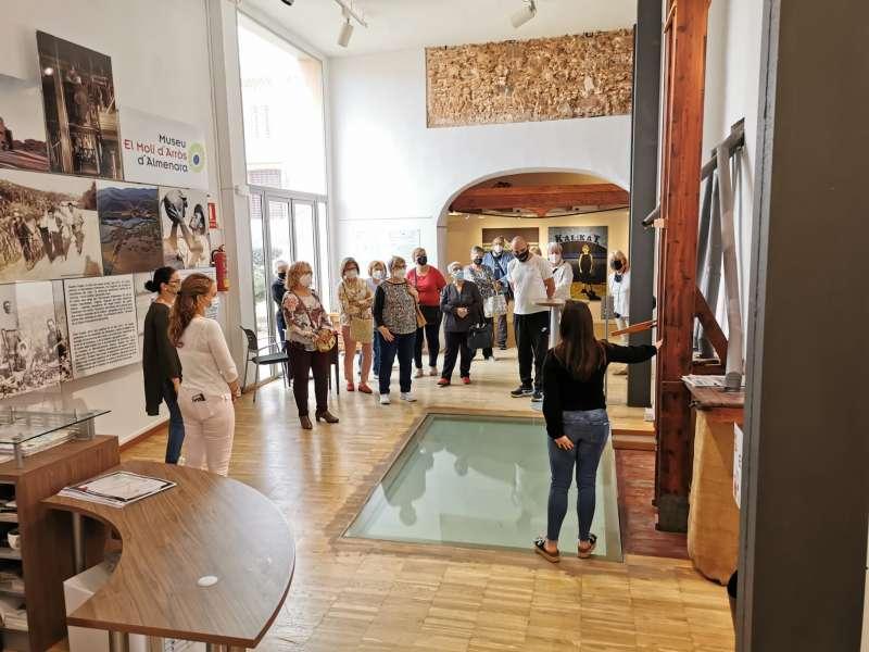 Visita al Museu/EPDA
