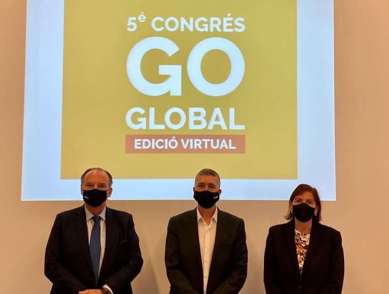 Representantes IVACE, ICEX y Cámaras de comercio
