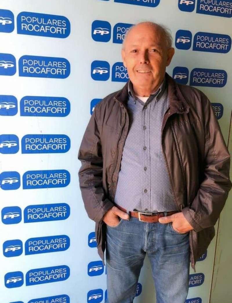 Agustín Aliaga. EPDA