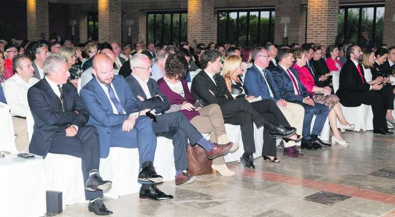 Público asistente a la última edición de los Premios de l?Horta Nord. / epda