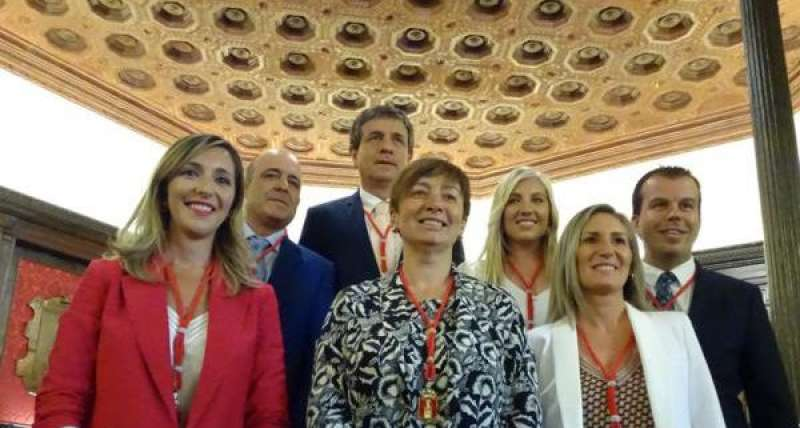 Grupo Popular en el ayuntamiento de Segorbe