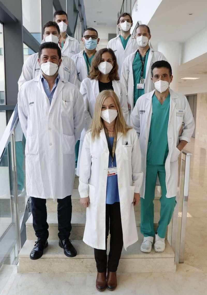 Grupo de Cirugía Plástica de La Fe