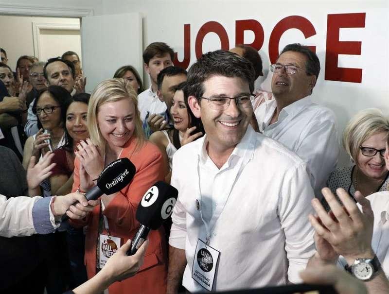 El expresidente de la Diputación de Valencia, Jorge Rodríguez. EFE/ Archivo