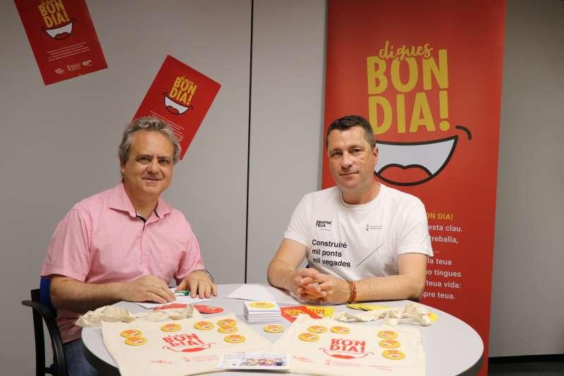Presentació de la campanya. EPDA