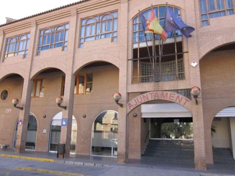 Ayuntamiento de Llíria. EDPA.