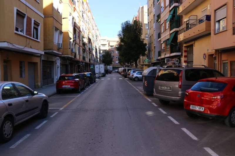 Calle Nicolás Andreu de Torrent