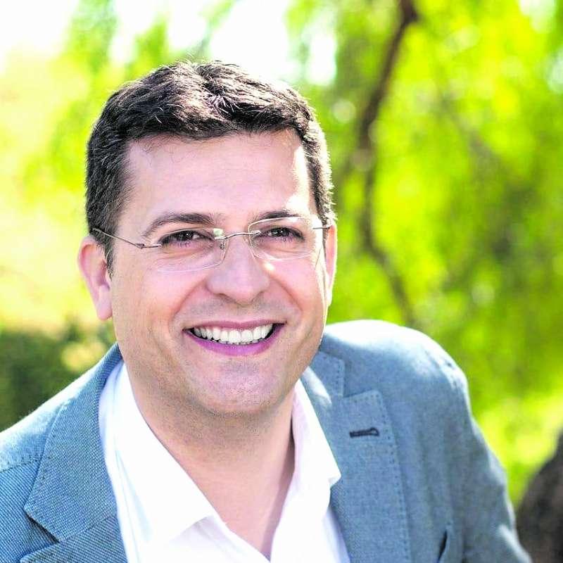 Candidato de PP de Alfafar, Juan Ramón Adsuara
