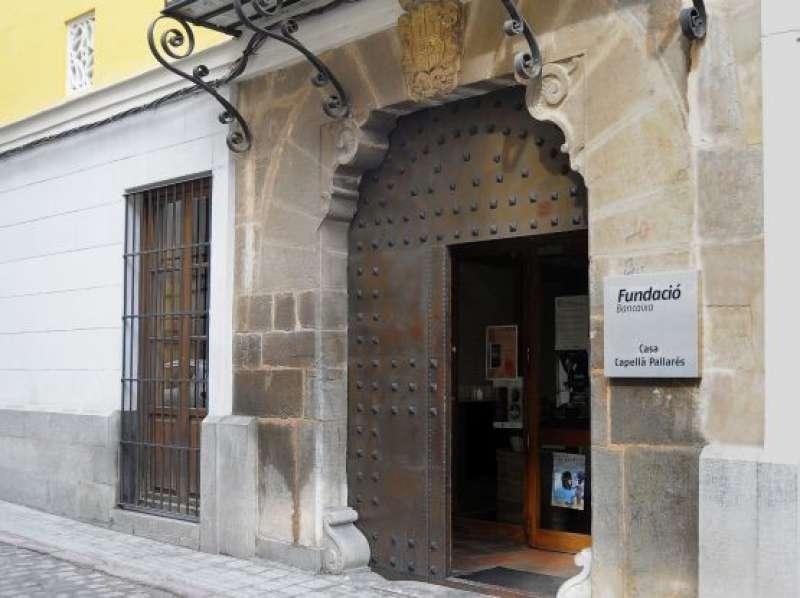 Casa Capellà Pallarés de Sagunt. EPDA