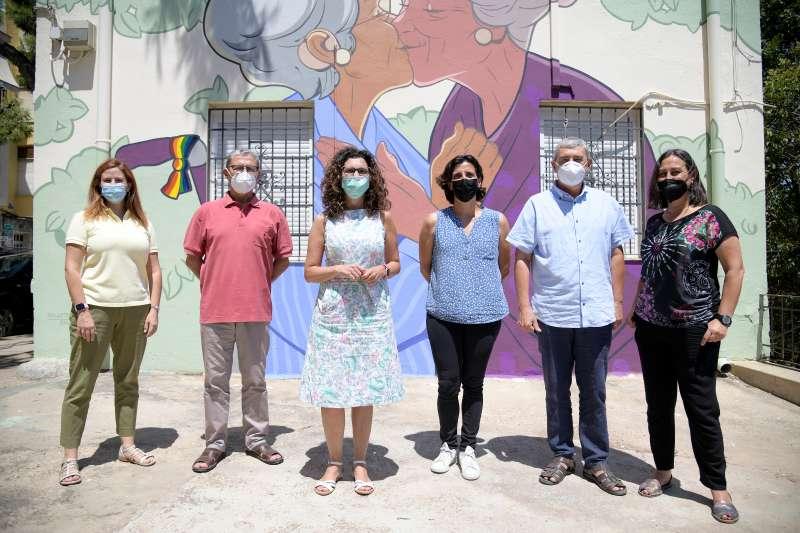 Representants de Compromís Paiporta. EPDA