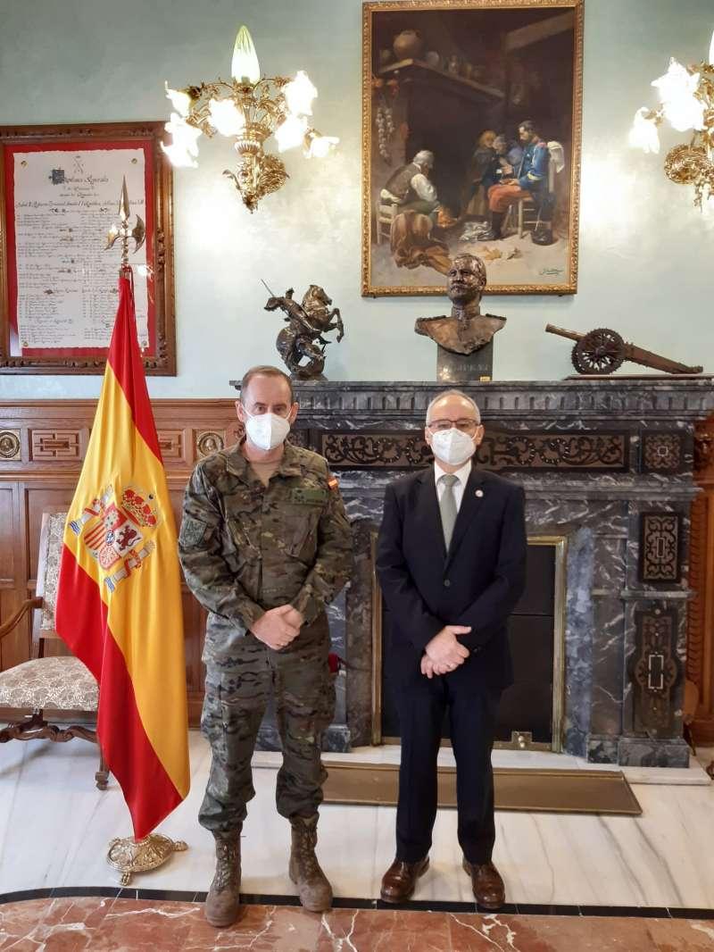 El Cronista Oficial de Paterna, Camilo Segura. epda
