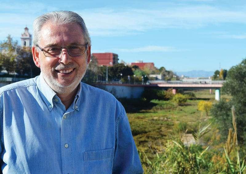 Josep Almenar, alcalde de Picanya. EPDA
