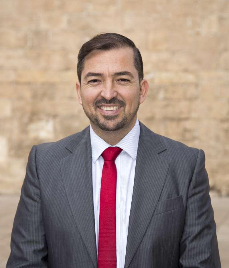 Pere Valenciano. ELVIRA FOLGUERÀ