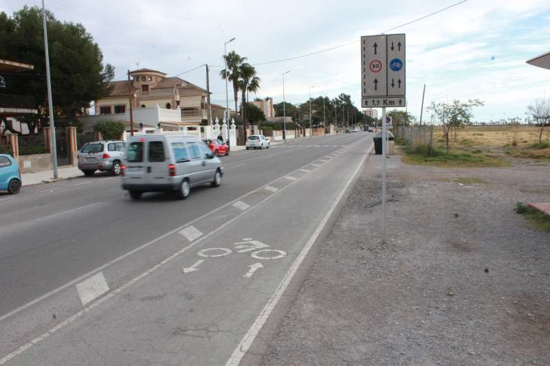 Avda. Mediterrània/EPDA