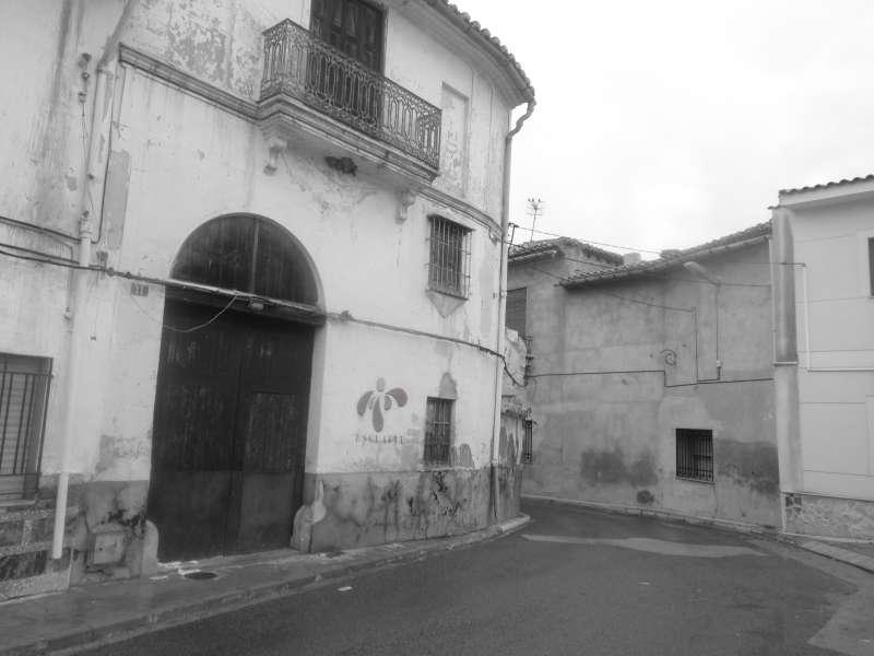 Calle San Joaquín. JSM