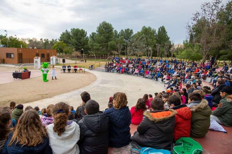 Actividades del Día del Árbol de Mislata. EPDA