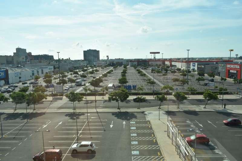 Parque comercial de Alfafar. EPDA