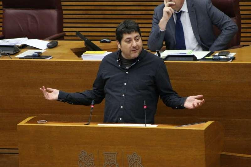 El diputat de les Corts, Josep Nadal