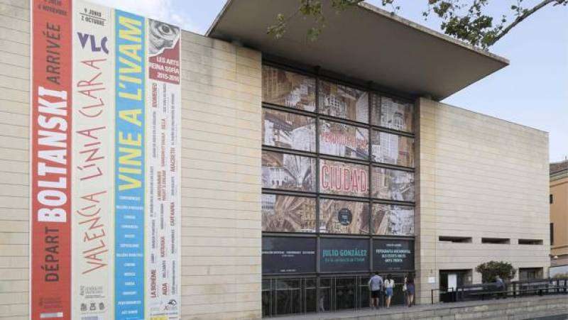 Museo IVAM, València. EPDA.