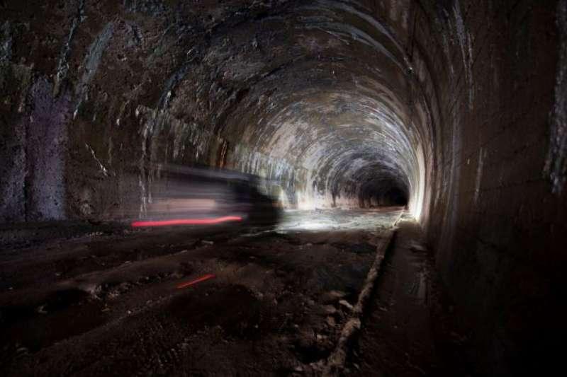 Un túnel. EFE