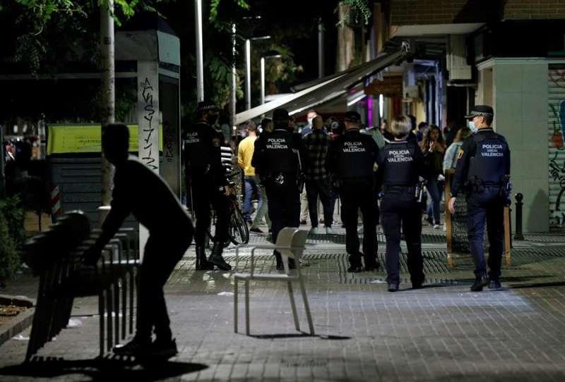 Policía Local de Valencia. EPDA