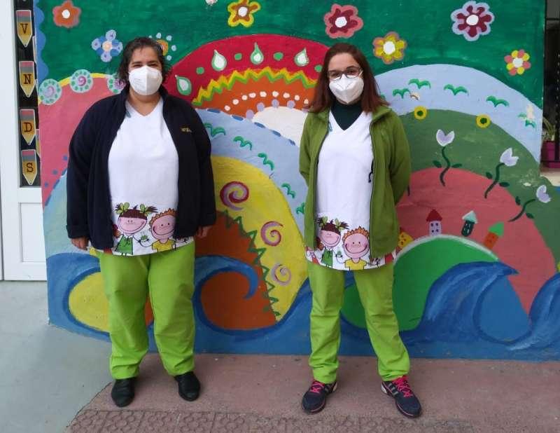 Enfermeras escolares de Segorbe