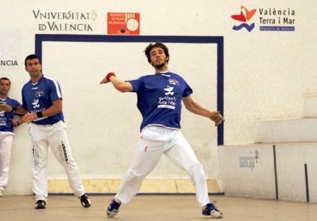 Álvaro, Nacho y Monrabal. Foto EPDA