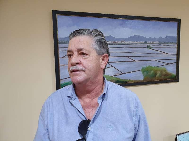 José Miguel Giménez./Ajuntament Sueca