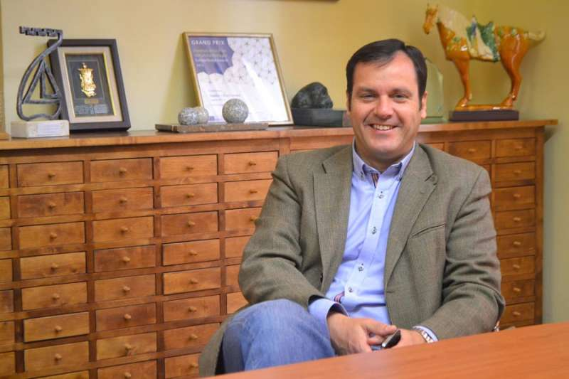 Sergio Muniesa, portavoz del PP en el Ayuntamiento de Sagunt. / EPDA