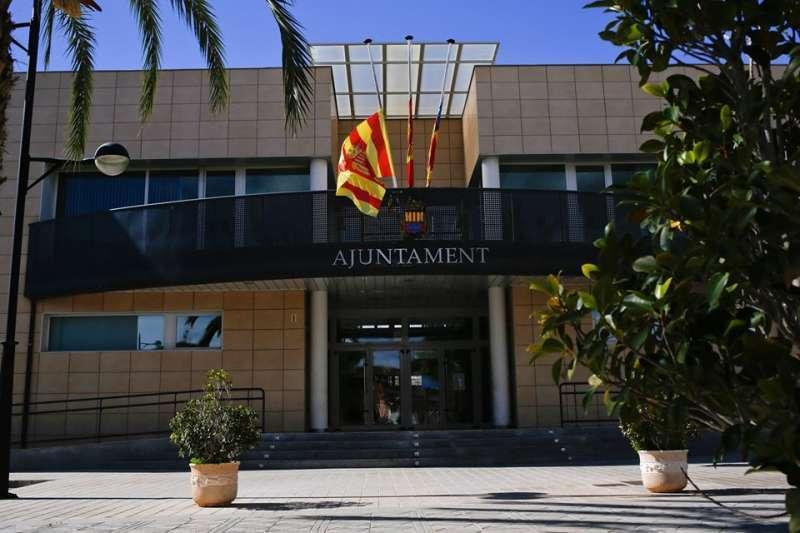 Ayuntamiento de Canet.