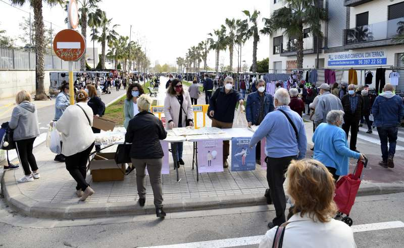 Campanya a favor dels consumidors a Paiporta. EPDA