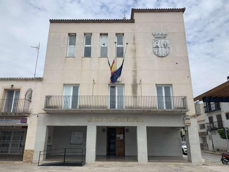 Ayuntamiento de San Antonio de Benagéber. EPDA.