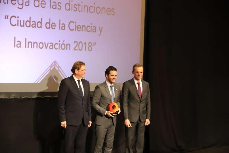 Paterna declarada Ciudad Ciencia e Innovacion