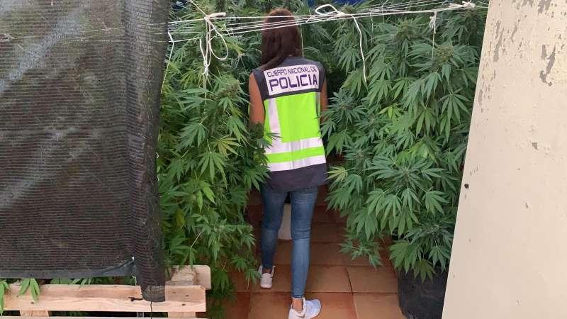 Foto Policía Nacional