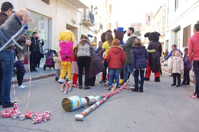 Rastre de pots en El Puig. EPDA