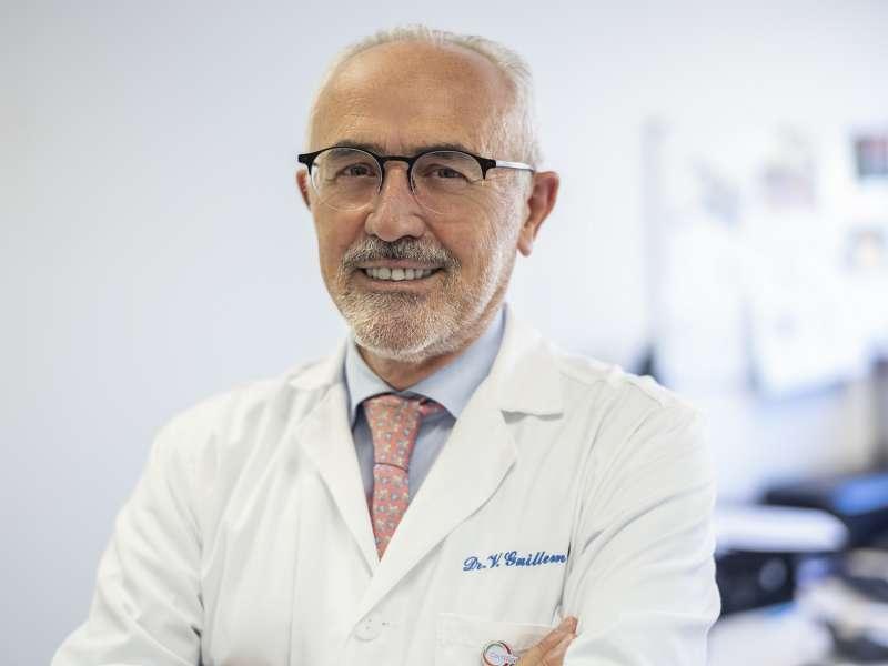 Vicente Guillén, jefe del Departamento de Oncología del IVO de València. EPDA