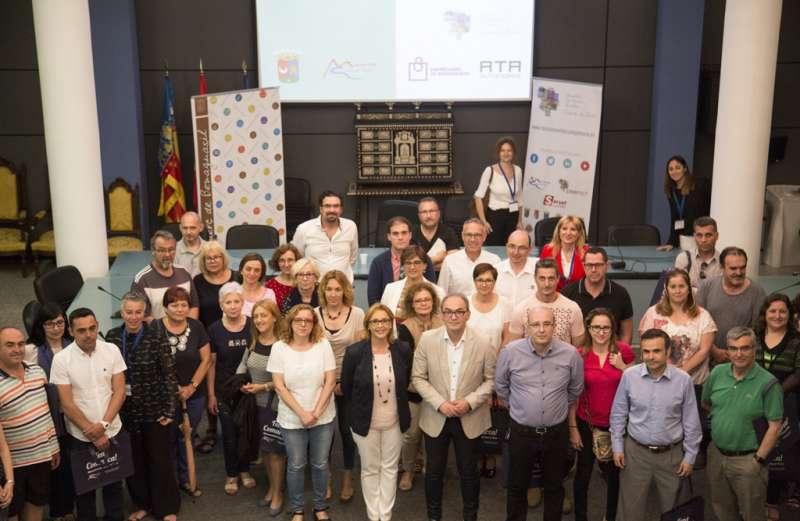 La Mancomunitat reúne a trabajadores autónomos de la comarca para dar a conocer las modificaciones de la ley