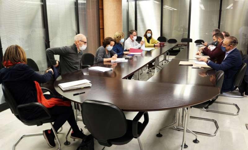 Los expertos y expertas evalúan cómo será la apertura de las restricciones en este ámbito en función de la situación epidemiológica