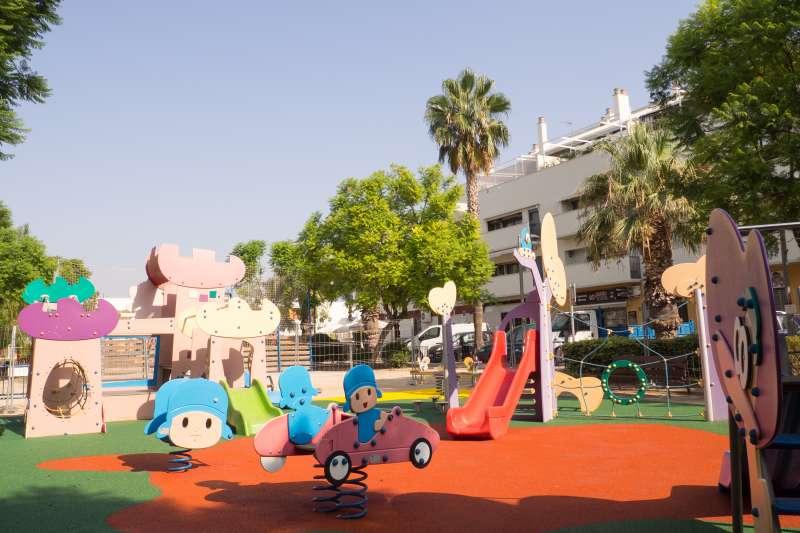 Se mejorarán parques y calles