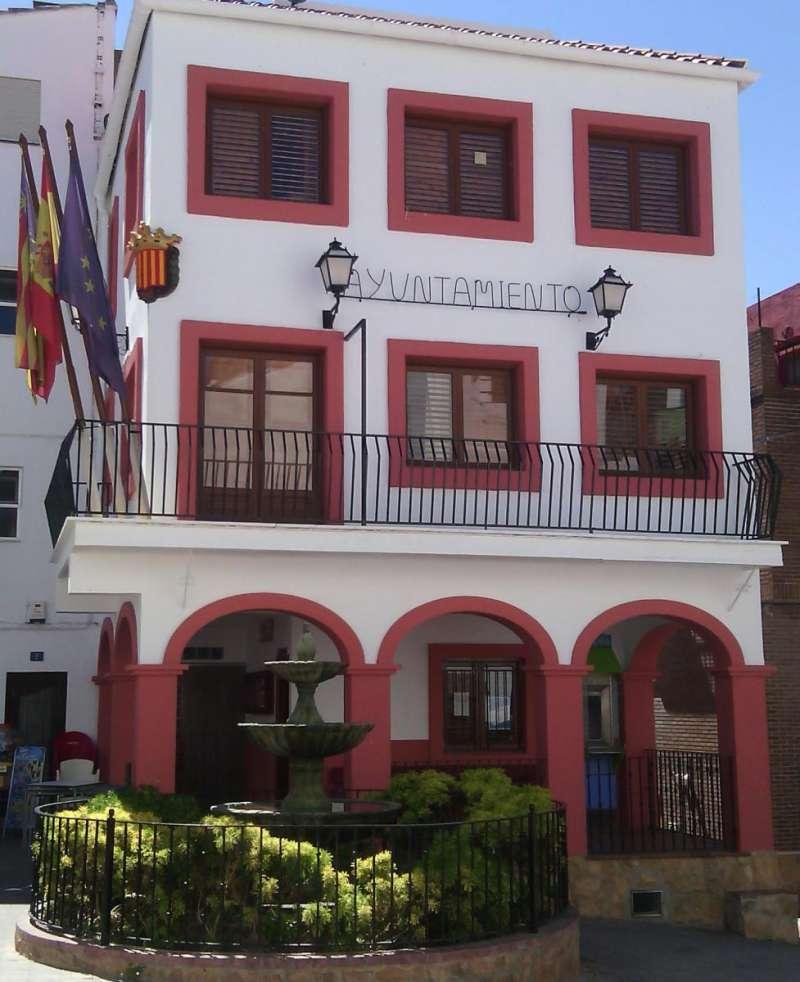 Ayuntamiento de Gátova./epda