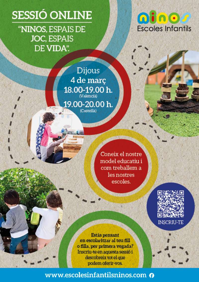 Sesión online de Ninos Quart. EPDA