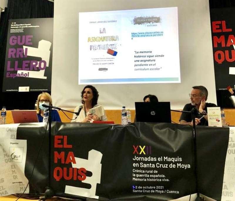 XXII Jornadas El Maquis. Crónica rural de la guerrilla española