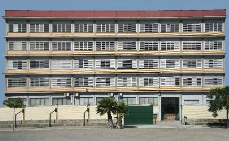 Colegio San Jaime de Moncada. EPDA