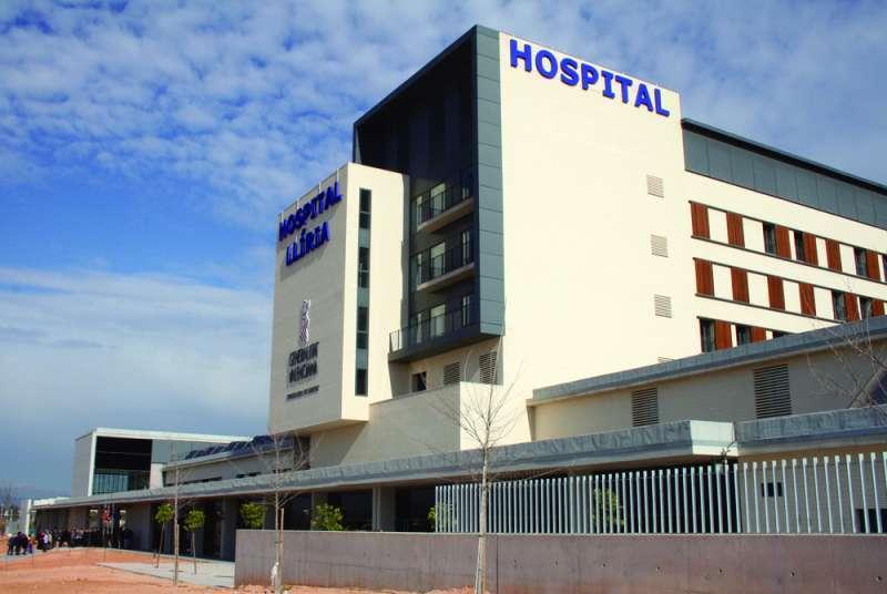 Hospital Arnau de Vilanova - Llíria