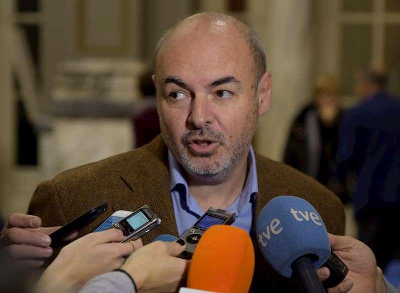 El exconcejal del PP en València Eusebio Monzó. EFE/Archivo