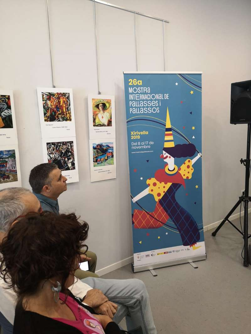Presentación de la mostra. EPDA